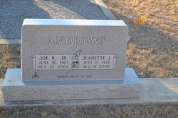 Jeanette <i>Lyckman</i> Andrews