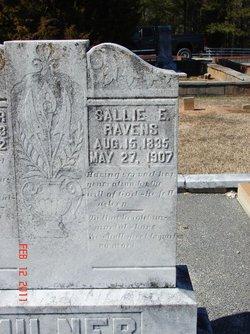 Sarah Elizabeth <i>Raven</i> Milner Speer