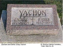 Esther <i>Gray</i> Vachon