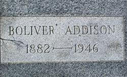 Boliver Addison