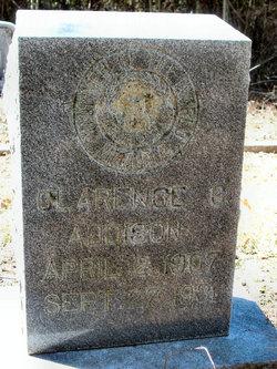 Clarence G Addison