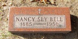 Nancy Hellen <i>Sly</i> Bell
