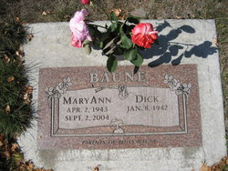 Mary Ann <i>Crowe</i> Baune