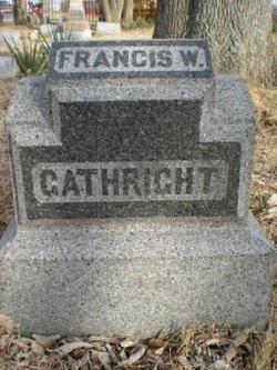 Francis Woolfolk Gathright