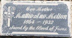 Martha Sue Mattie <i>Pool</i> Melton