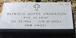 Patricia Joyce <i>Carter</i> Anderson