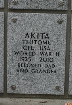 Tsutomu Tom Akita