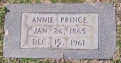Annie <i>Prince</i> Pickens