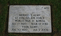 LTC Merwin Francis Almy