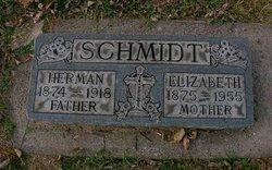 Elizabeth B <i>Lang</i> Schmidt