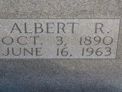 Albert Rudolph Booe