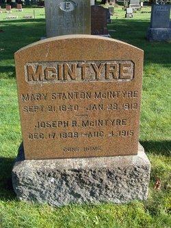 Mary <i>Stanton</i> McIntyre