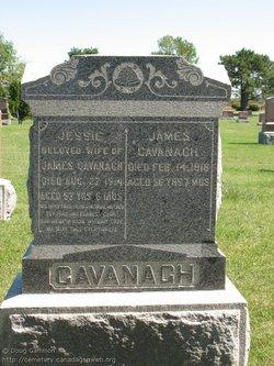 Jessie <i>Wylie</i> Cavanagh