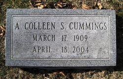 A. Colleen <i>Seagle</i> Cummings