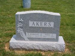 Paul J Akers
