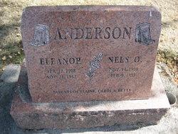 Nels O Anderson