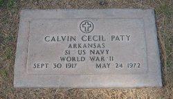 Calvin Cecil Paty