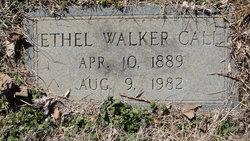 Ethel L. <i>Walker</i> Call