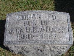 Edgar Po Adams