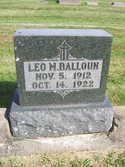 Leo M Balloun