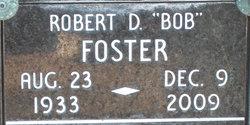 Robert D Bob Foster