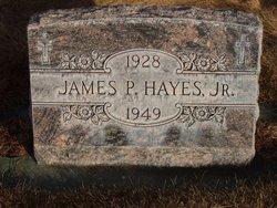 James P Hayes, Jr