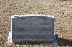 Zena Jane <i>Foster</i> Chadwick