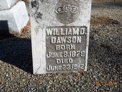 William D. Dawson