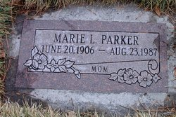 Marie Laura <i>Wallace</i> Parker