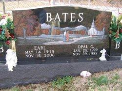 Opal Christine <i>Chandler</i> Bates