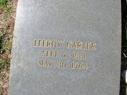 Leeroy Lee Carter