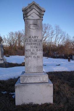 Mary Elizabeth <i>Holder</i> Farrell