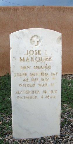 Sgt Jose I. Marquez