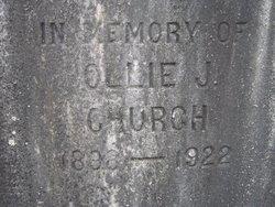 Ollie J. Church