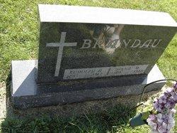 Anna Mathilde <i>Birkholz</i> Brandau