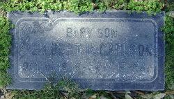 Gilbert H. Infant Carlson
