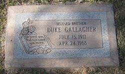 Duke Gallagher