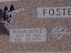 Eldon Doyle Foster