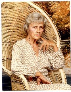 Alma Ruth <i>Lively</i> Dodd