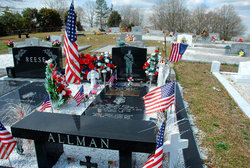 PFC Daniel Joseph Allman, II