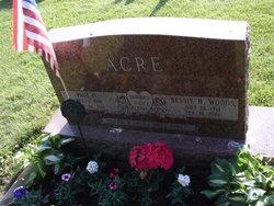 Bessie Herrick <i>Woods</i> Acre