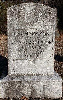 Ida <i>Harrison</i> Alsobrook