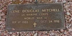 Gene Douglas Mitchell