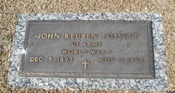 John Reuben Fossett