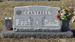 Kenneth Lowell Cantrell