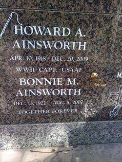Bonnie Marie <i>McPherson</i> Ainsworth