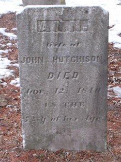 Ann Hutchison