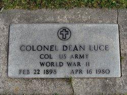 Col Dean Luce