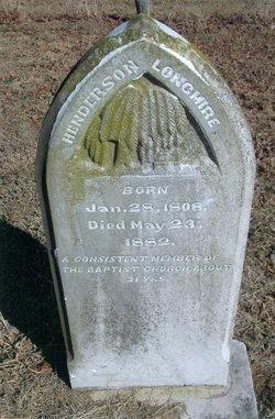 William Henderson Longmire