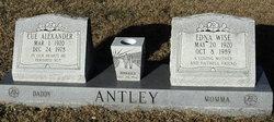 Edna <i>Wise</i> Antley